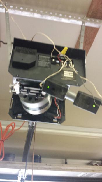 Programmable Garage Door Remote