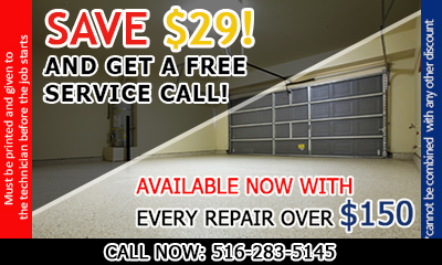 Garage Door Repair Valley Stream coupon - download now!